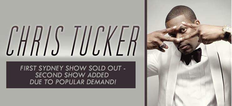Chris Tucker newsyd